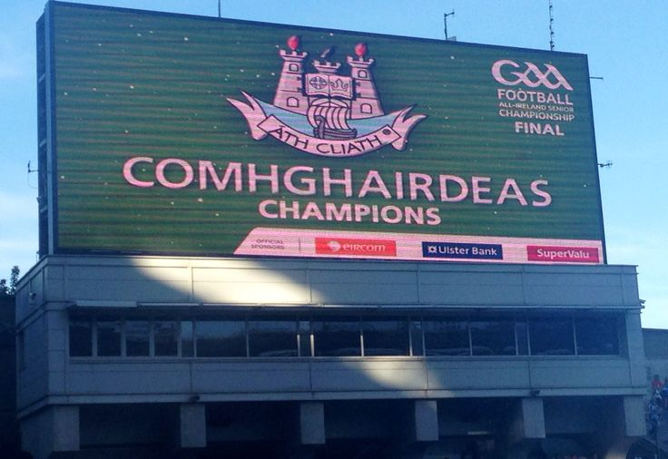 Dublin GAA Champions 2013