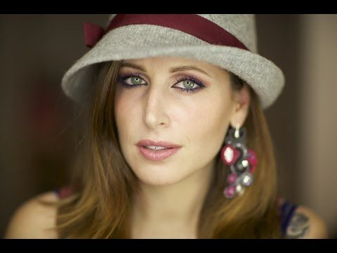 TUTORIAL TRUCCO PASSION SANGRIA - YouTube