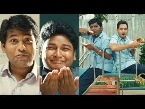 Reaction Review of Meesaya Murukku Official Trailer | Hiphop Tamizha | S...