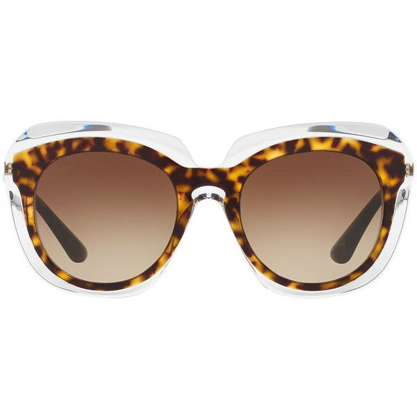 Dolce & Gabbana Dg4282 54 Tortoise Square Sunglasses ($270) ❤ liked on Polyvore featuring accessories, eyewear, sunglasses, tortoise sunglasses, square sunglasses, dolce gabbana sunglasses, star eyewear and tortoiseshell glasses