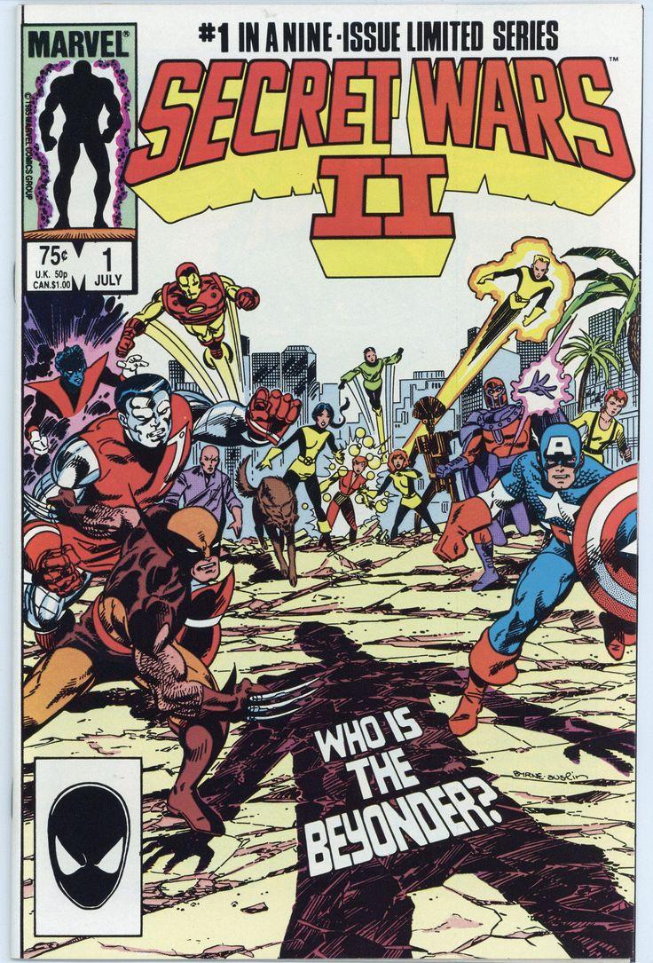 Newly in: Marvel Secret War... #comics    http://coloradocomics.com/products/marvel-secret-wars-ii-1-thru-9-mint-complete-set?utm_campaign=social_autopilot&utm_source=pin&utm_medium=pin