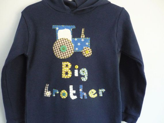Big and little brother tops https://www.etsy.com/uk/listing/249959190/big-brother-hoodie-t-shirt-childrens-t