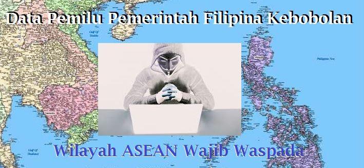 Keprihatinan terhadap keamanan data meningkat di kawasan Asean, dengan ketakutan didorong oleh insiden peretasan yang terjadi baru-baru ini di Manila