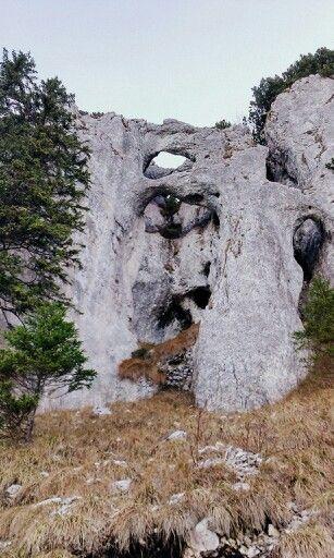 Piatra Craiului mountain, Romania
