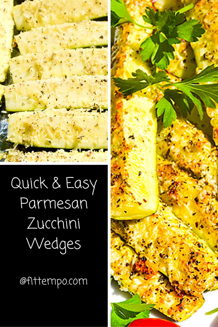 These are so easy to make after a long day at work, all you need are a few Zucchinis, parmesan and a few herbs.  You'll love how quick and easy these are to make.