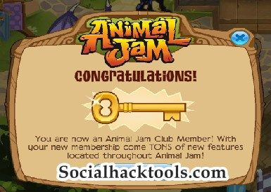 Animal Jam Hack Tool 2018 No Survey Free Download