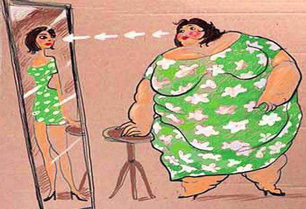 La megarexia. El lado opuesto de la anorexia