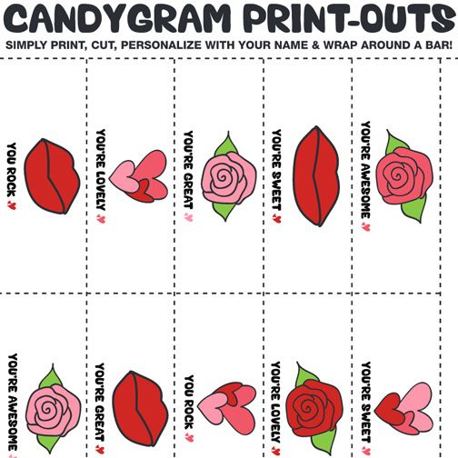 valentines day grams. 16 best school - candy grams images on, Ideas