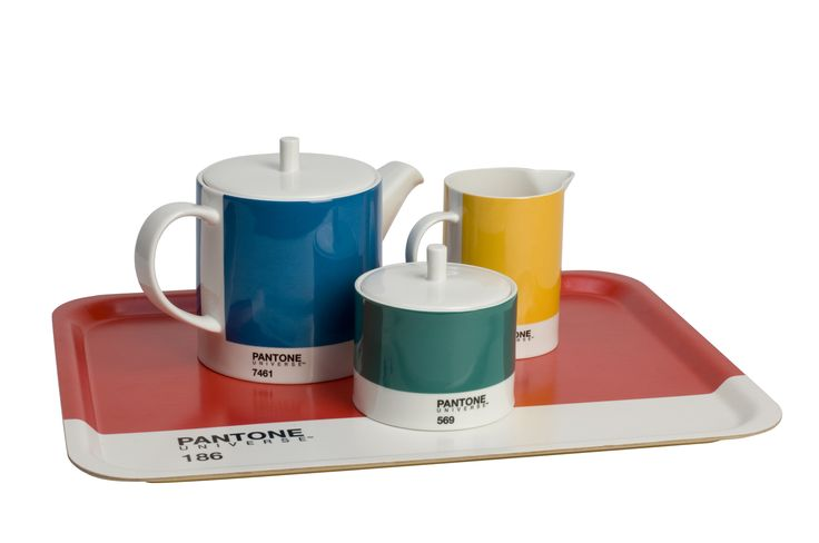 Pantone Tea Set