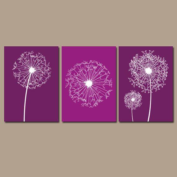 Plum Purple Grey Painting Kitchen Canvas Pictures: Best 25+ Plum Bedroom Ideas On Pinterest