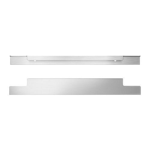 BLANKETT Greb IKEA Disse greb har et enkelt design og gi'r dit køkken et minimalistisk og moderne udtryk.