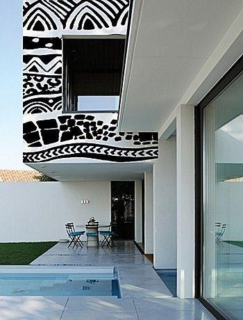 Oltre 25 fantastiche idee su balcone esterno su pinterest for Carta parati esterno