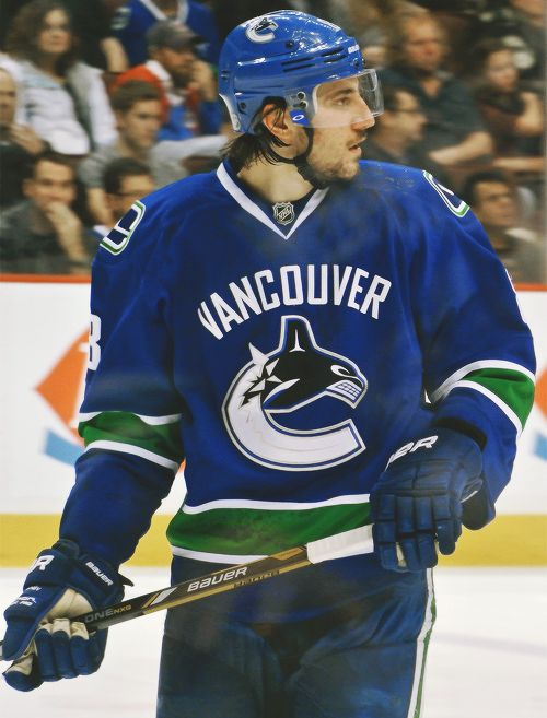 Chris Tanev #8 Vancouver Canucks