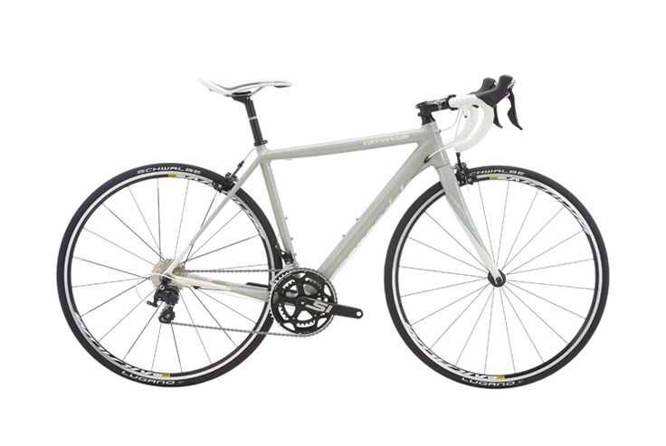 Cannondale CAAD10 Women's 105 http://www.bicycling.com/bikes-gear/recommended/2016-buyers-guide-best-womens-road-bikes/slide/6