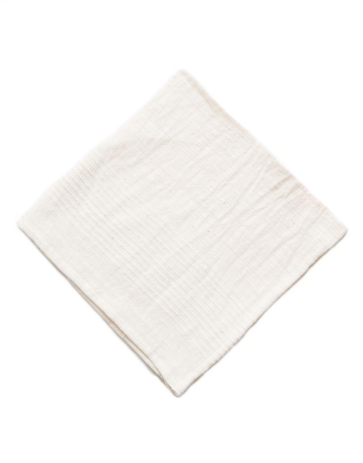 Napkin - Cream Woven