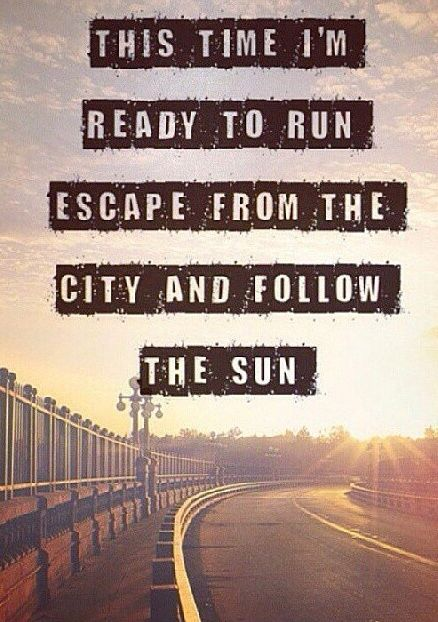 Ready to Run | One Direction