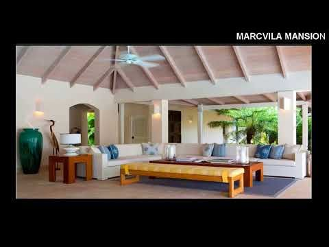 MARCVILA MANSION Deluxe Caribbean Beach House and The private 300-acre J...