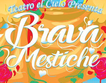 "Check out new work on my @Behance portfolio: ""Brava Mestiche"" http://be.net/gallery/55283609/Brava-Mestiche"