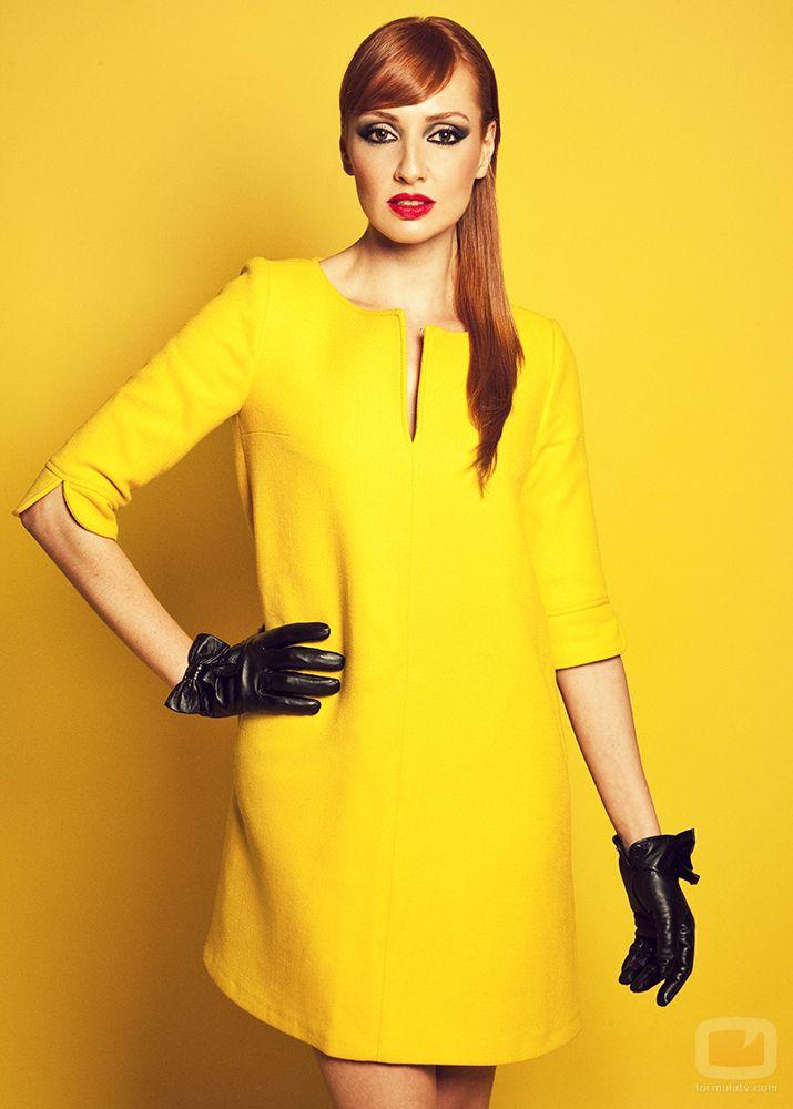 Modelo Cristina Castaño / Photography Rebeca Saray
