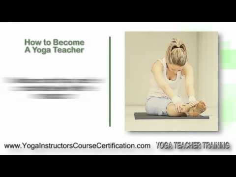 How To Be A Yoga Teacher At Any Age