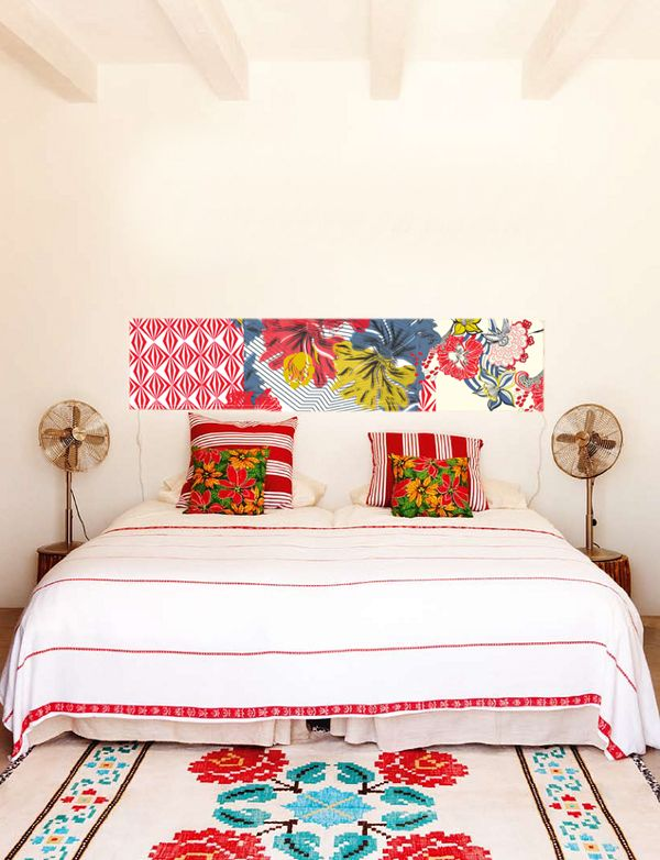 I'll live with textiles (and great aesthetic vision) from Sisters Gulassa, any time!