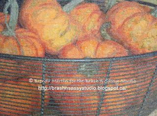 the Brash and Sassy Studio: AA~07 ... THE WEE PUMPKINS