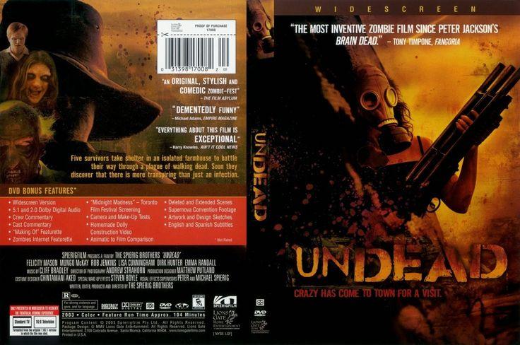 Horrorworld - Horror és B-filmek: Undead - Zombik városa (2003)