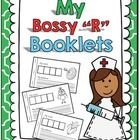 "My Bossy ""R"" Words is a hands-on Phonics booklet that provides your students a place to visually represent R-controlled words and pictures.  Each p..."