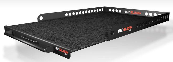 rear sliding pickup storage drawer | Truck Bed Slides