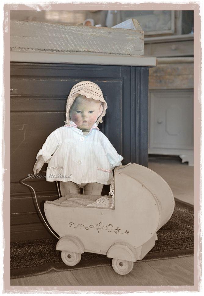 **Af en toe toch een pop in de woonkamer, gewoon omdat ze zo leuk zijn**