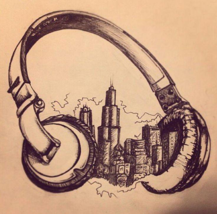 Tattoo Ideas Related To Music: Best 25+ Scalp Tattoo Ideas On Pinterest