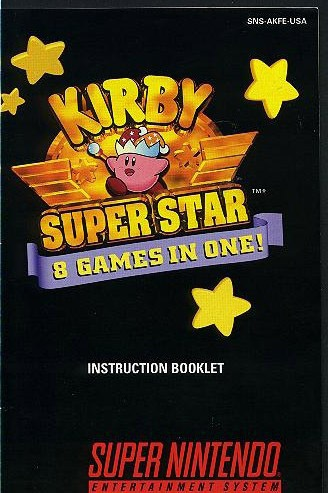 Kirby Super Star (SNES) - introduced such concepts as transforming, the gourmet race, and two separate reflex tests. Iconic and amazingly fun platformer.