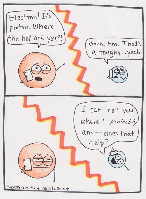 Electrons Make Terrible Friends