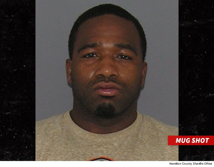 Adrien Broner -- LOCKED UP IN JAIL ... 30 Days for Arriving Late to Court (MUG SHOT) - http://blog.clairepeetz.com/adrien-broner-locked-up-in-jail-30-days-for-arriving-late-to-court-mug-shot/