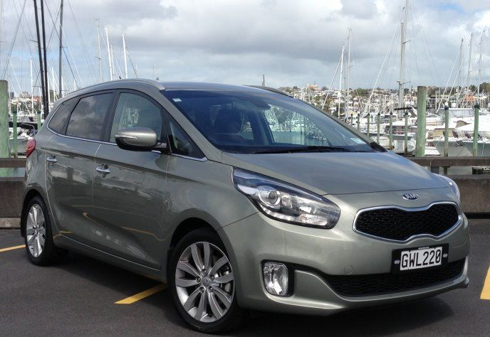 As long as you don't have more than 5 kids, the #Kia Carens seems like a good buy.