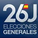 Elecciones 26J de 2016, sigue los resultados desde tu móvil  No, no estás teniendo un Déjà vu. Las Elecciones Generales se han repetido, y en este 26J (26 de junio) de 2016 está teniendo lugar la segunda ronda de las elecciones en España. Tras el cierre de la jornada de votación comienzan los recuentos de votos, y para últimas horas de la noche (sobre las…