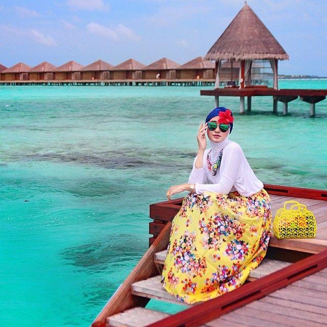 Maldives Traveling Style