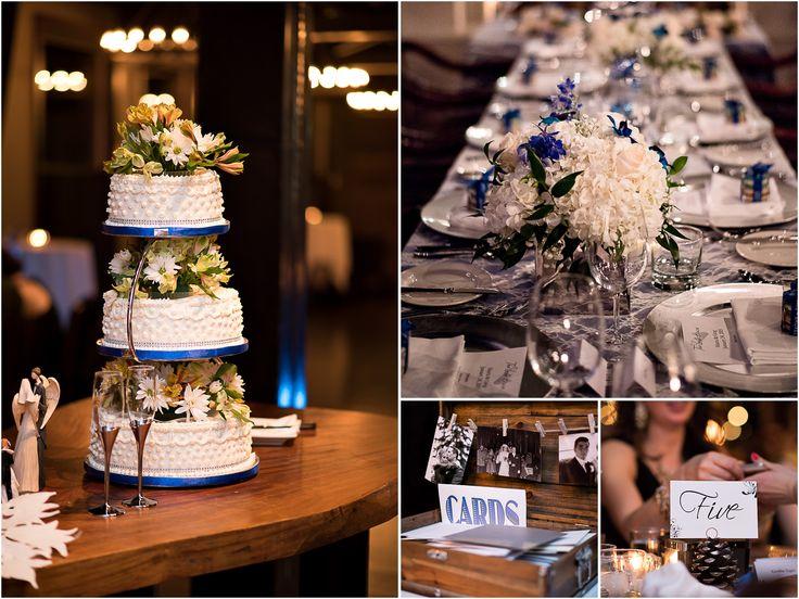 Winter Wedding Decor| Calgary Wedding Photography
