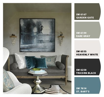 70 best exterior and interior paint colors images on for Tela sofa exterior