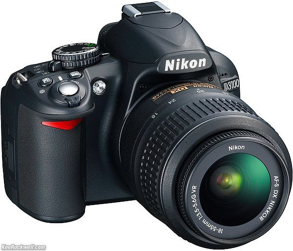 My favorite tips for Settings on my Nikon D3100