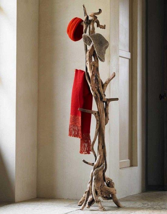 Best 25+ Natural coat racks ideas on Pinterest | Green coat racks, Coat tree  and Tree coat rack