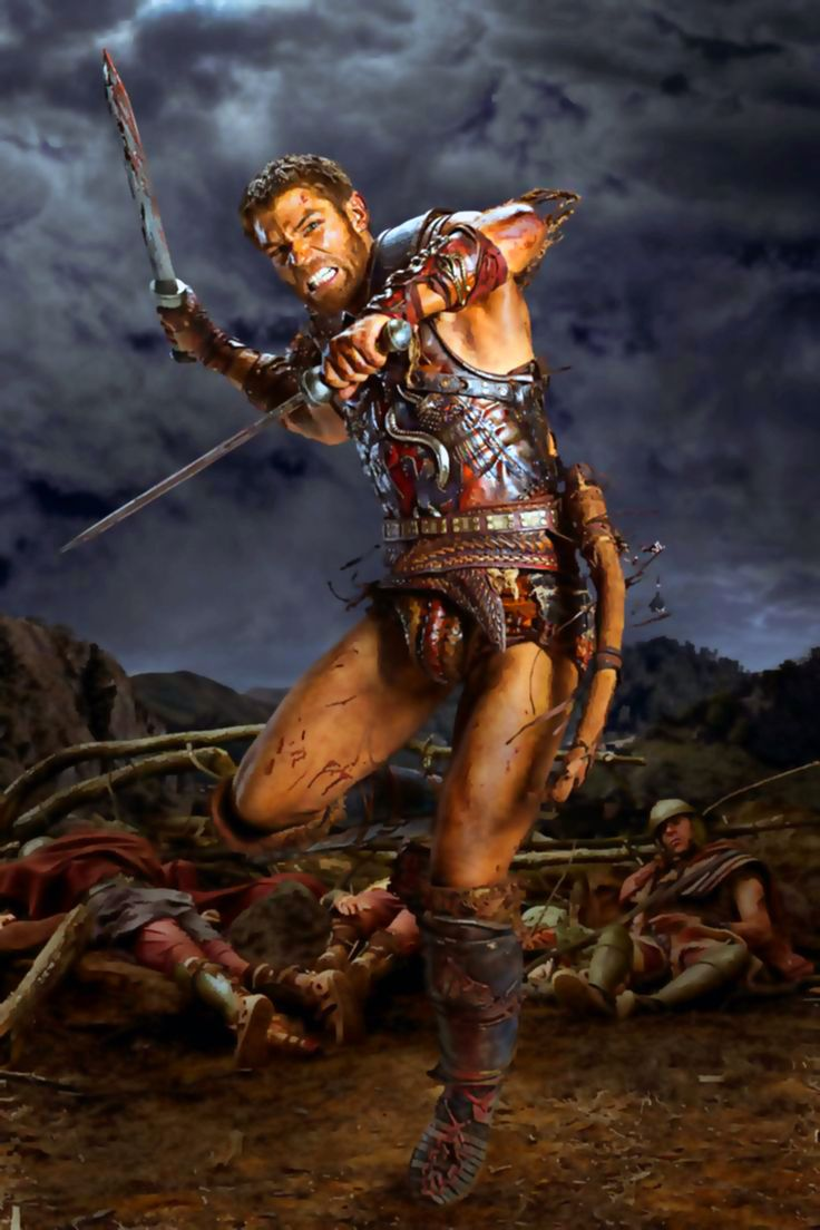 Spartacus The Gladiator Spartacus Series Spartacus Tv