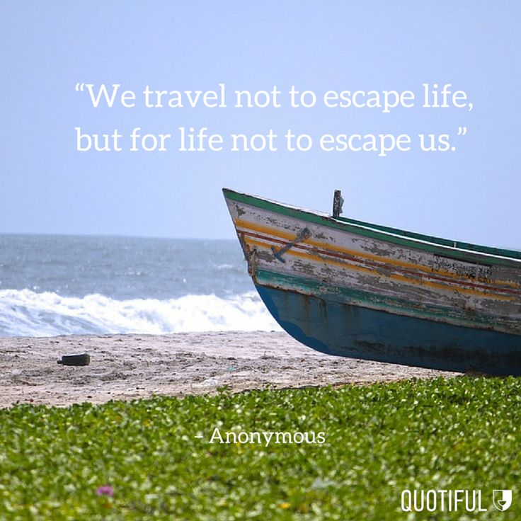 12 Best Travel Quotes for Summer Vacations — Inspirational Quotes | Love Quotes | Famous Quotes | QUOTIFUL