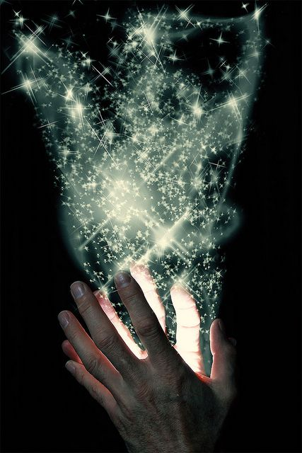 """Book of Shadows: """"Magic is believing in yourself, if you can do that, you can make anything happen."""" ---Johann Wolfgang von Goethe."""