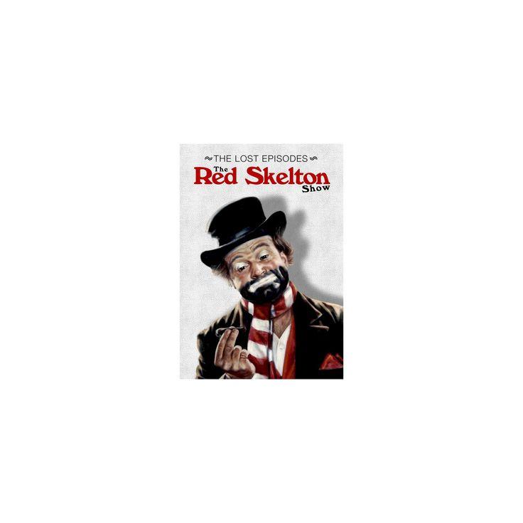 Red skelton show:Lost episodes (Dvd)