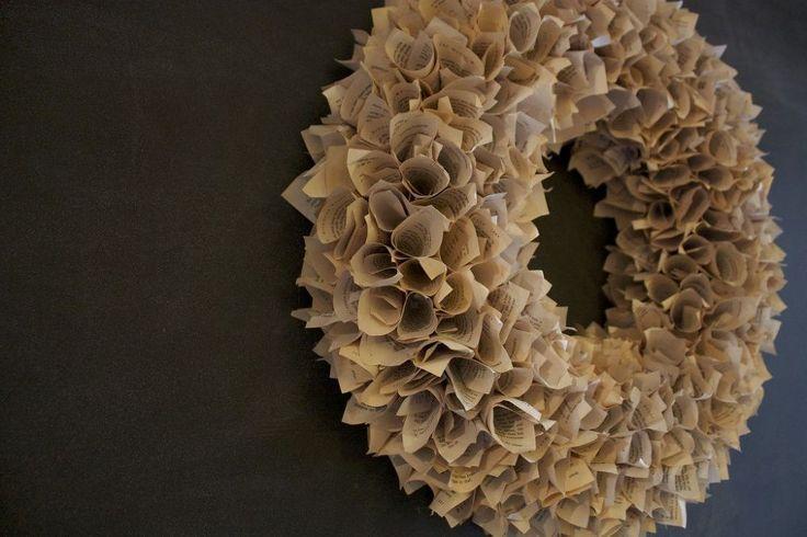 Lush+Book+Page+Wreath...