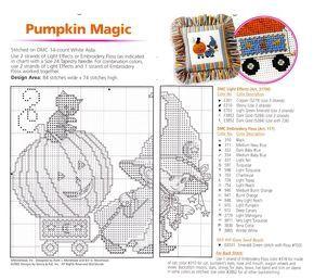 PUMPKIN MAGIC by RUTH J. MOREHEAD AND BILL D. MOREHEAD - Gallery.ru / Фото #4 - 344 - Yra3raza