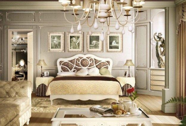 ♔ Camera da letto