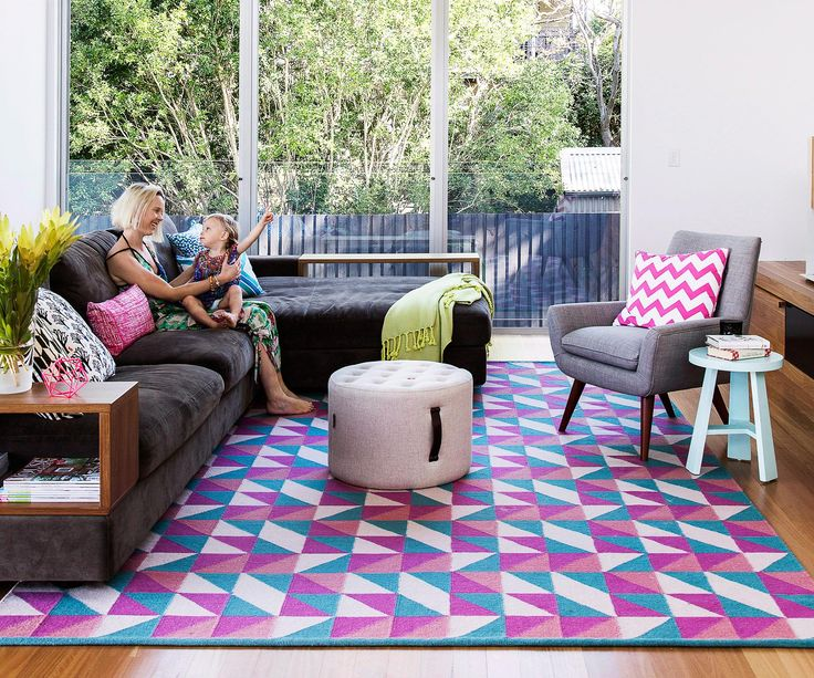 Yes, you can create a child-friendly interior that is stylish for adults too with help from stylist Kerrie-Ann Jones.