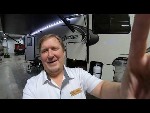 2019 Grand Design Reflection 230rl Rear Living Fifth Wheel With